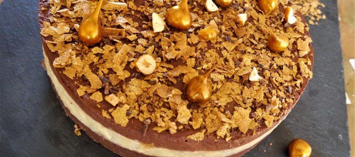 Croustillant Poires Chocolat à ma façon